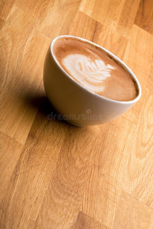 Kaffee Latte stockfotografie