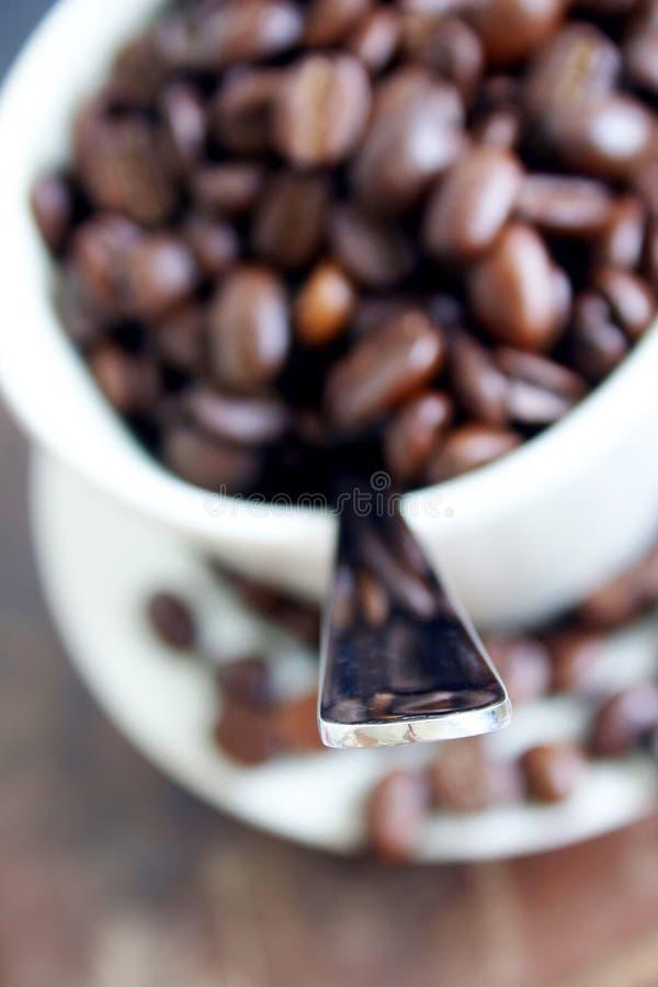 Kaffee-Leben Lizenzfreie Stockfotos