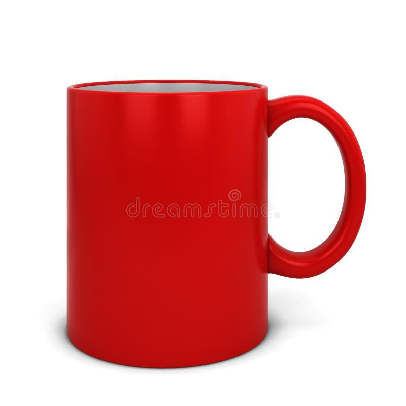 Kaffee mug lizenzfreie abbildung