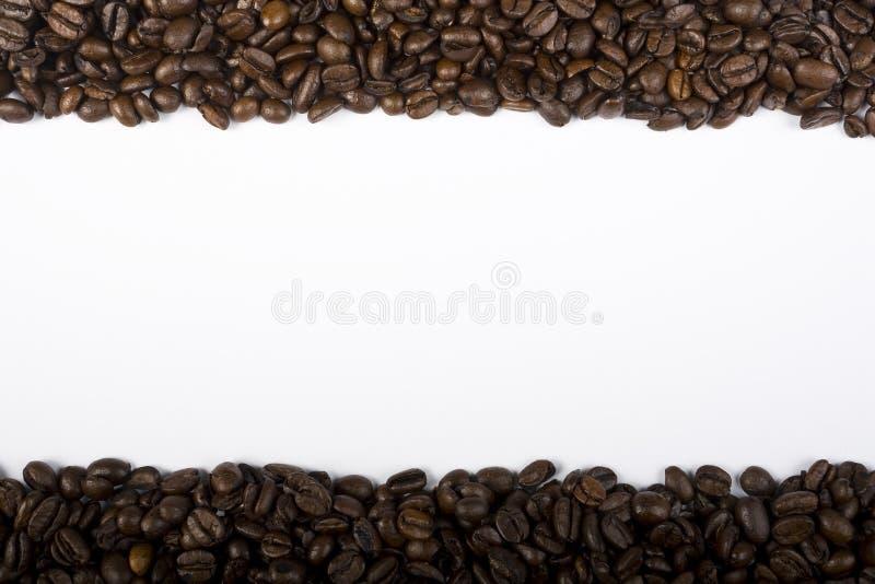 Kaffee-Ränder lizenzfreie stockfotografie