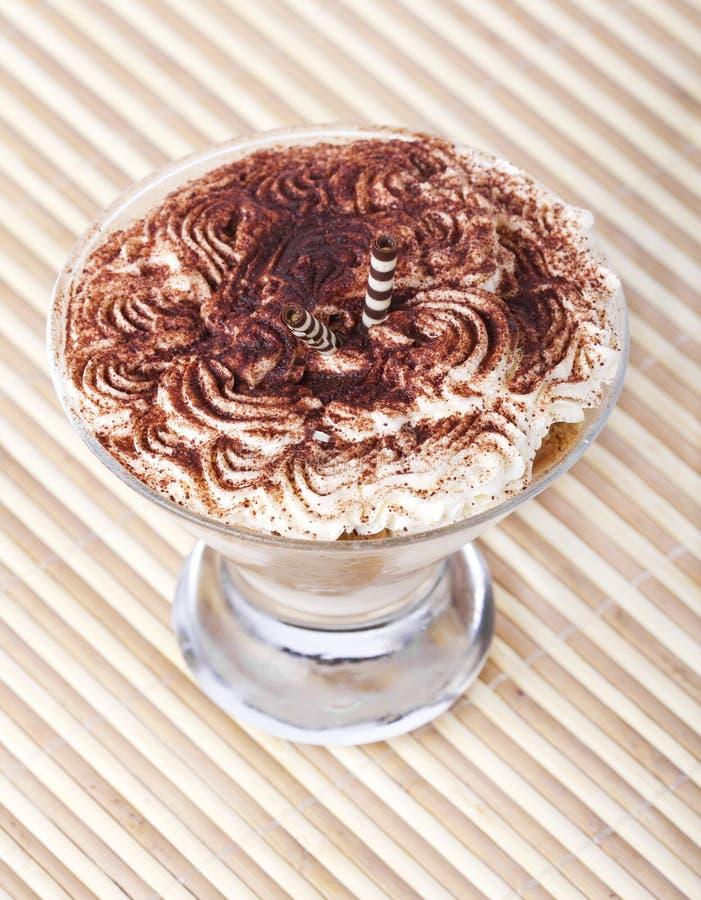 Download Kaffee- Und Kakaoglascupkuchen Stockbild - Bild von kakao, kuchen: 26352221