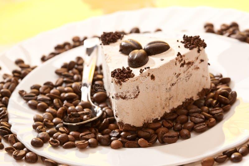Kaffee und Kuchen lizenzfreie stockfotografie