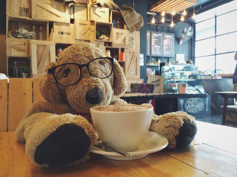 Kaffee und mehr stockfoto