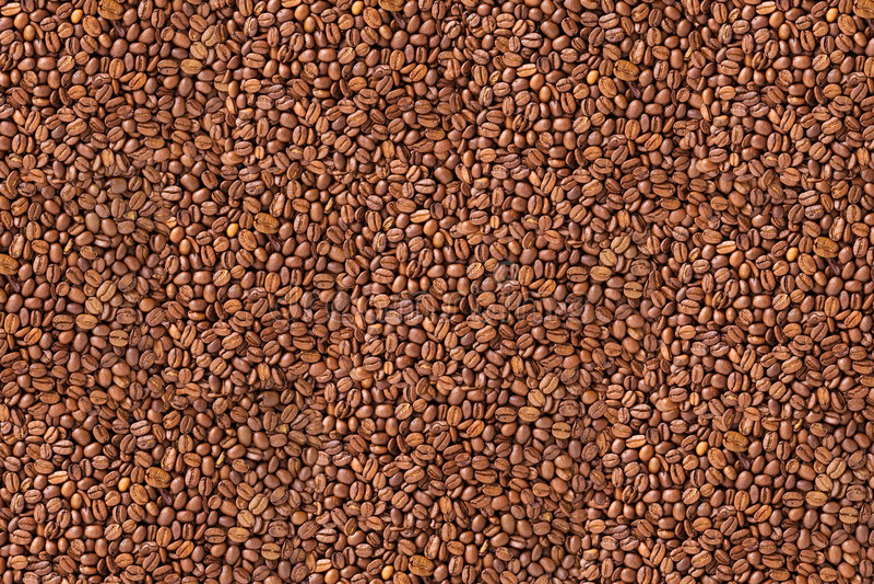 Kaffeebohnebeschaffenheit lizenzfreie stockfotos