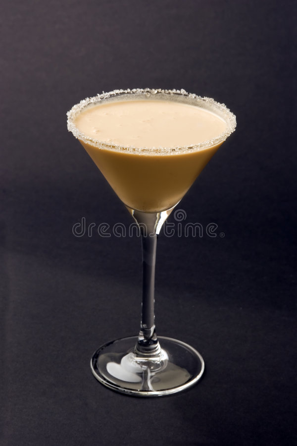 Kaffeecocktail stockbild