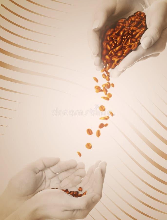 Kaffeegeliebte stockbilder