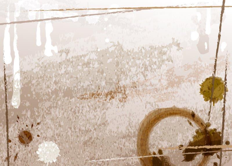 Download Kaffeehintergrund stockbild. Bild von kaffee, korn, stab - 27730151