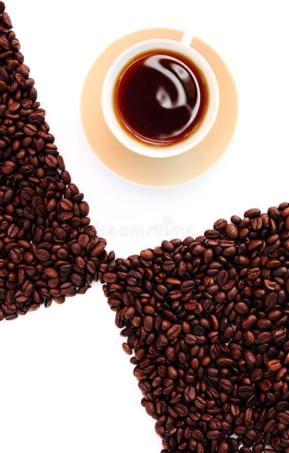 Kaffeekonzept lizenzfreies stockbild