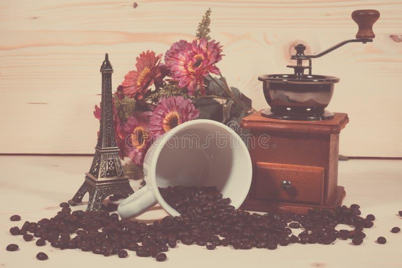 Kaffeemühle, lizenzfreie stockfotos