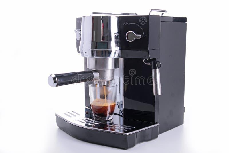Kaffeeproduzent stockfotografie