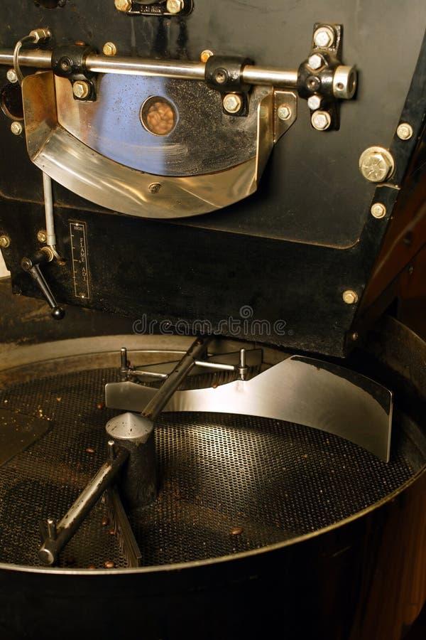 Kaffeeröster lizenzfreie stockbilder