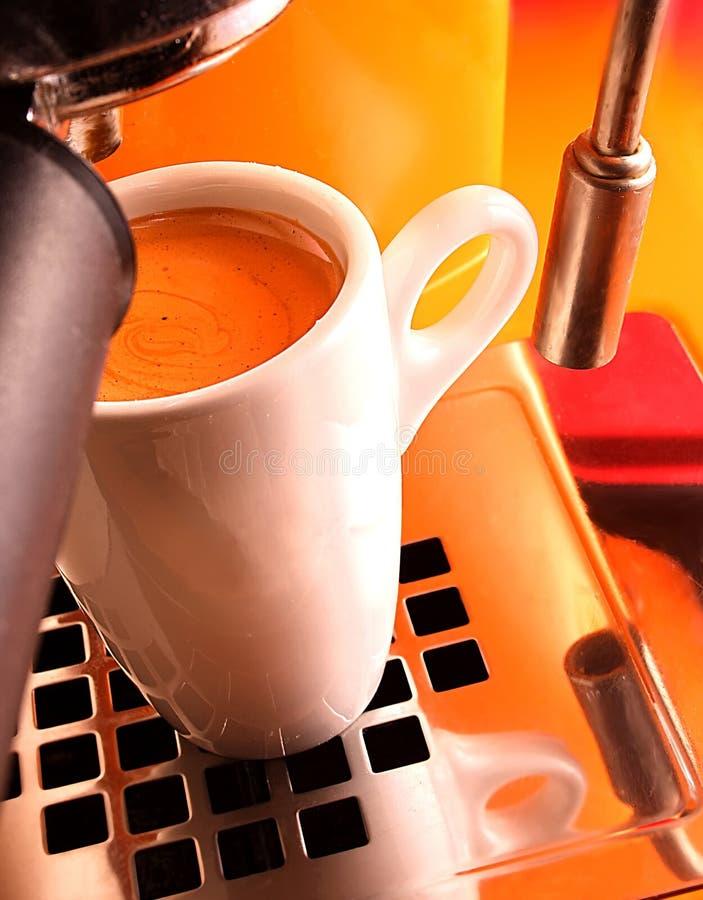 kaffeespresso fotografering för bildbyråer