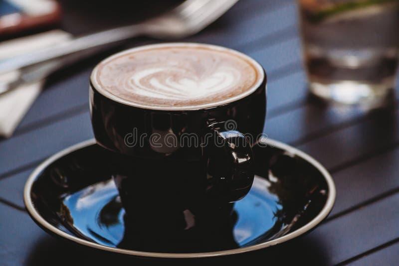 Kaffeesucht lizenzfreie stockfotografie