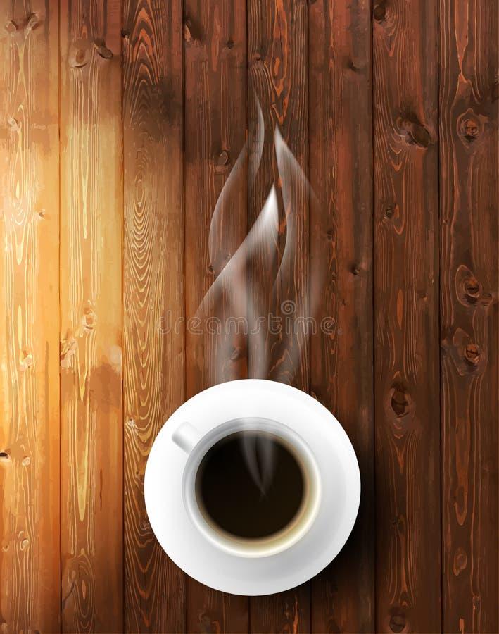 Kaffeetasse lizenzfreie abbildung