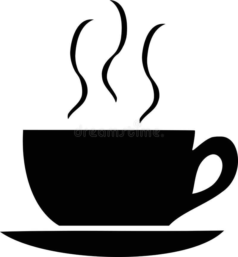 Kaffeetasse stock abbildung
