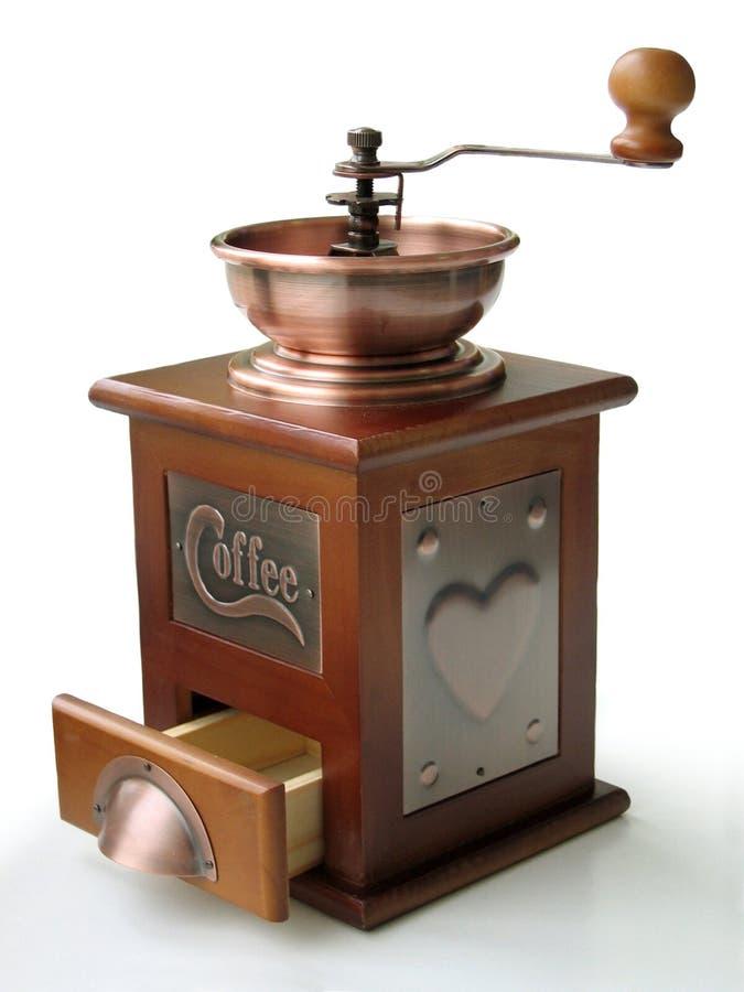 Download Kaffegrinder arkivfoto. Bild av aromatics, gourmet, handtag - 994306