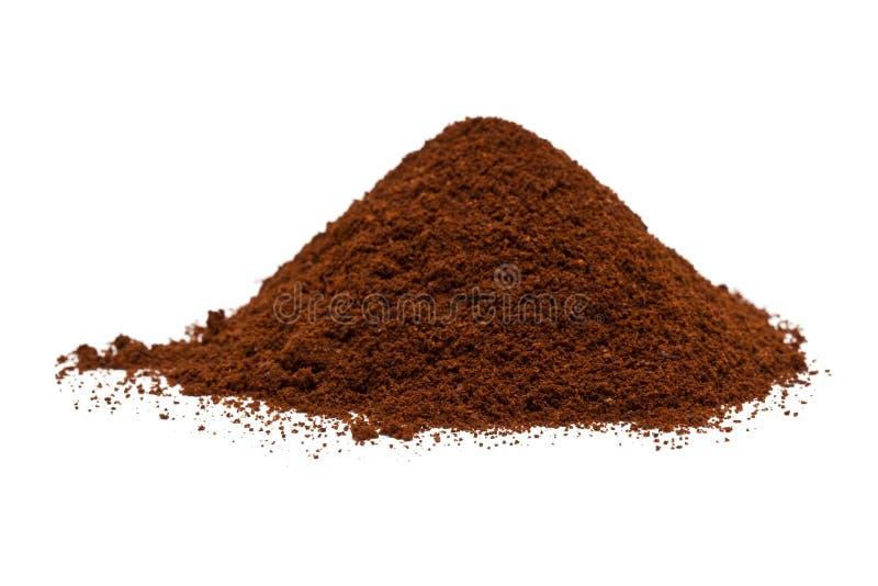 kaffejordning arkivfoto