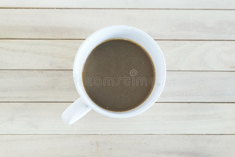Kaffekopp A royaltyfri fotografi