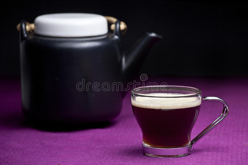 Download Kaffekopp arkivfoto. Bild av espresso, seed, smak, doft - 27284072