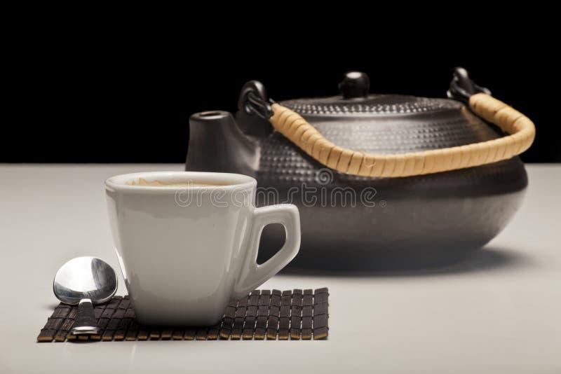 Download Kaffekopp fotografering för bildbyråer. Bild av espresso - 27284609