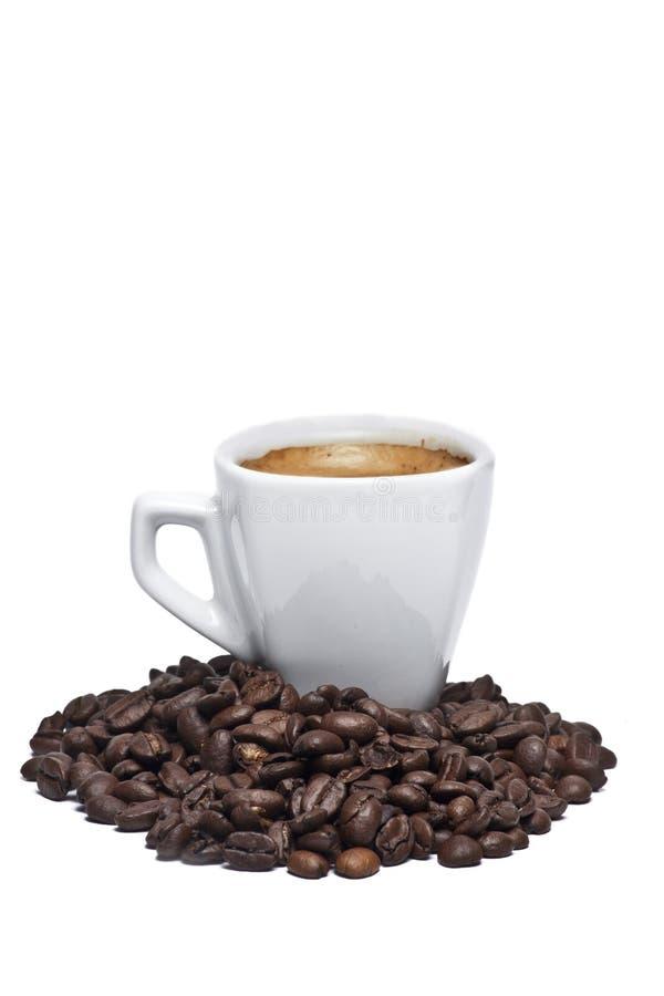 Download Kaffekopp fotografering för bildbyråer. Bild av maskin - 27284691