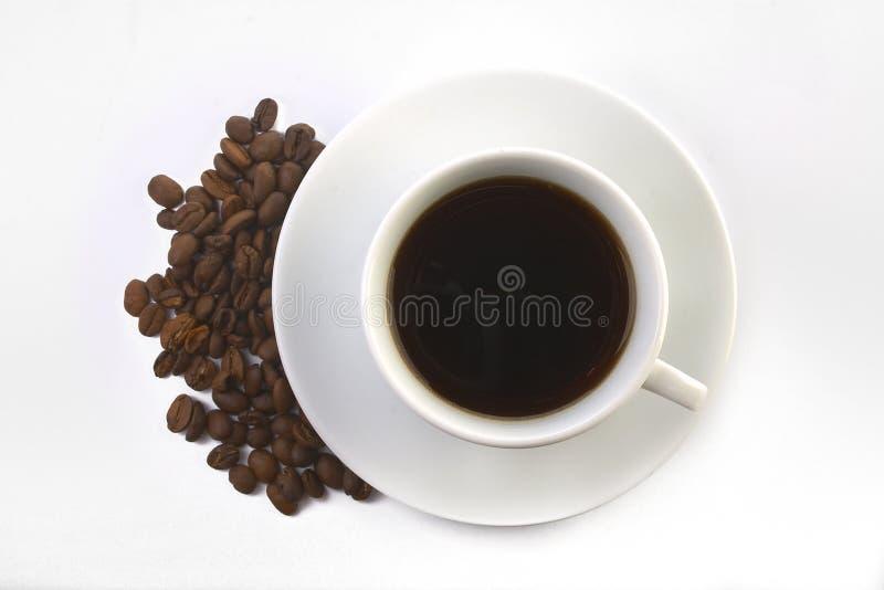 Download Kaffekopp fotografering för bildbyråer. Bild av kopp, full - 519259