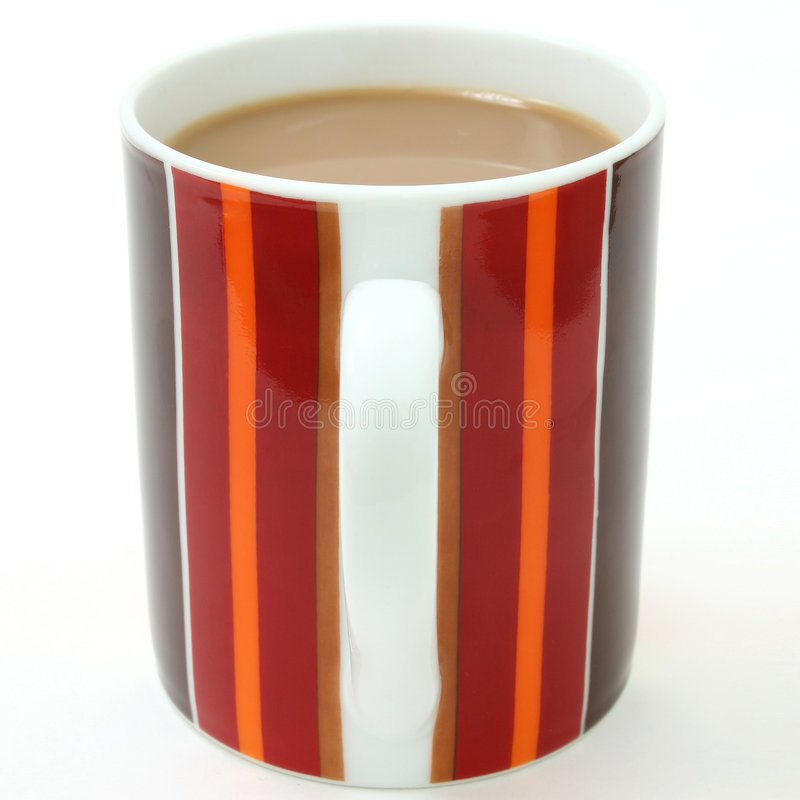 Kaffekräm Arkivbilder