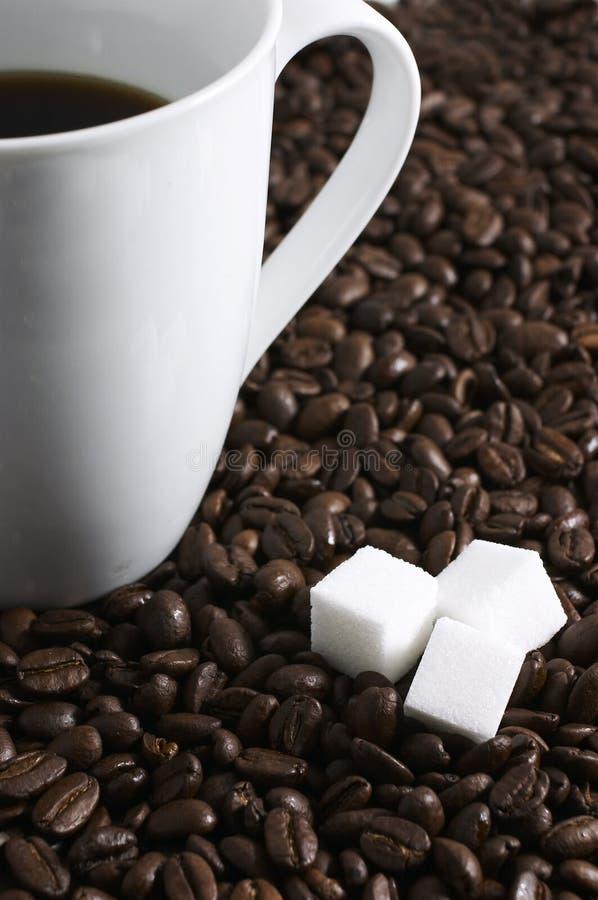 kaffekuber royaltyfria foton