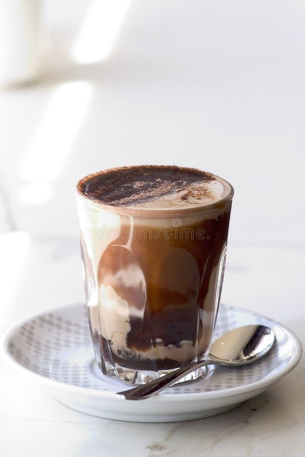 kaffemocka royaltyfri bild