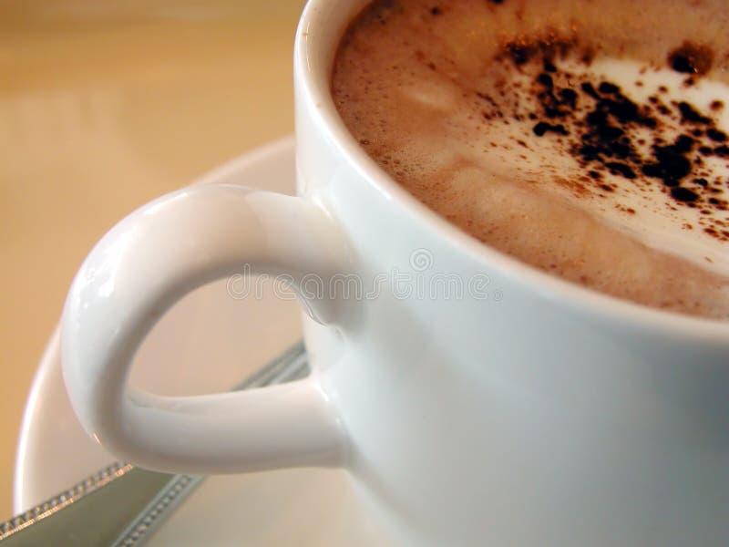 Kaffemocka Fotografering för Bildbyråer