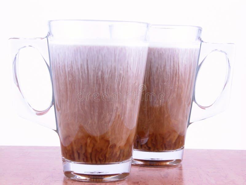 Download Kaffetid arkivfoto. Bild av exponeringsglas, kopp, cafe - 519288