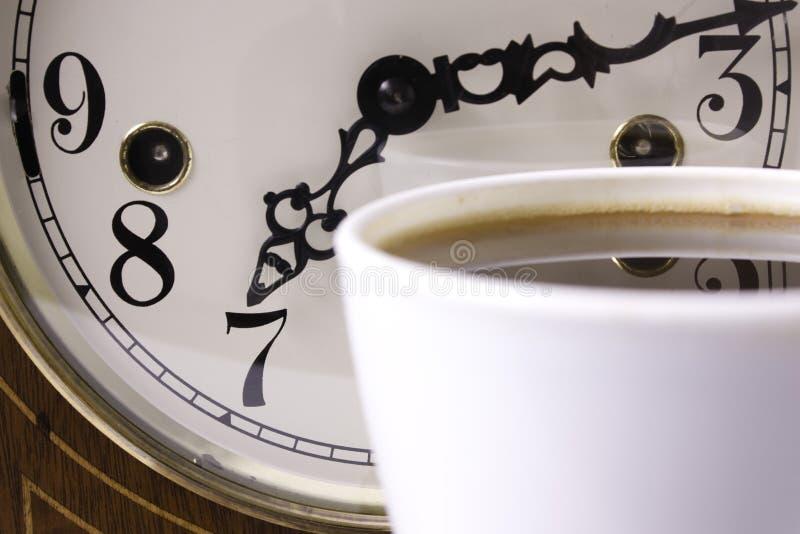 kaffetid arkivfoto