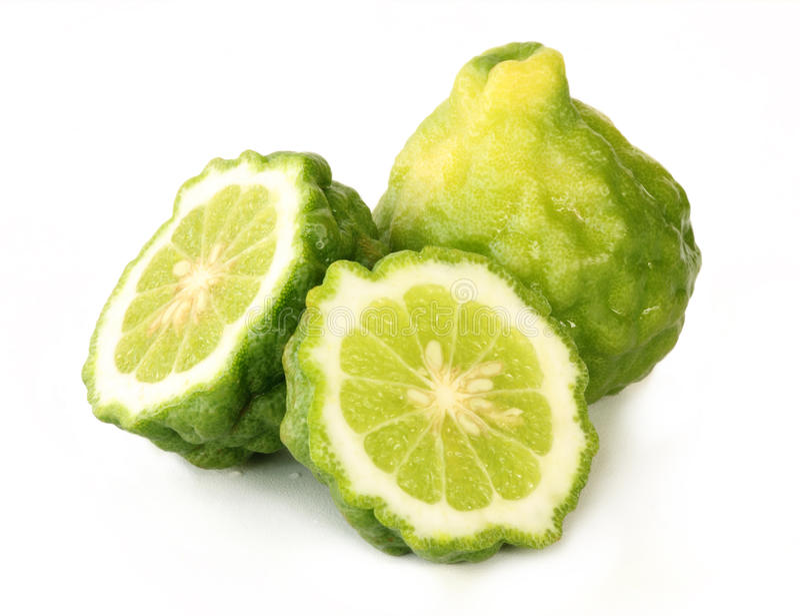 Kaffir lime royalty free stock photos