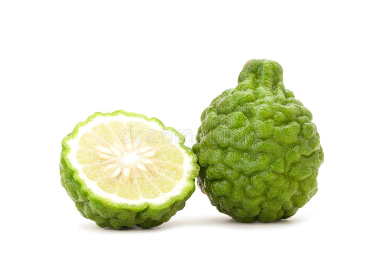 Kaffir lime royalty free stock photography