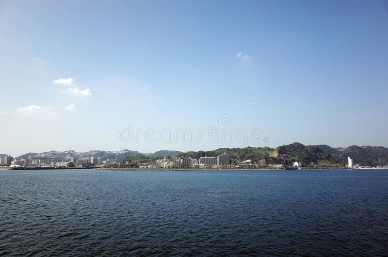 kagoshima royalty-vrije stock afbeeldingen