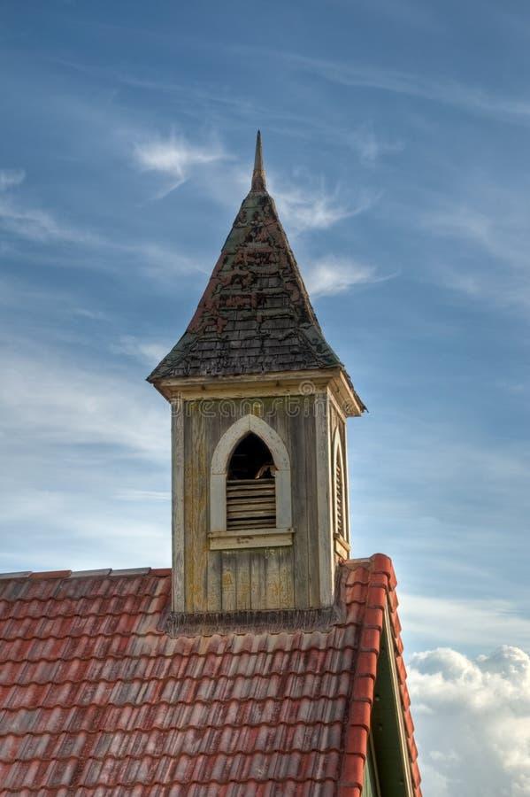 Kahakuloa KircheSteeple stockfoto