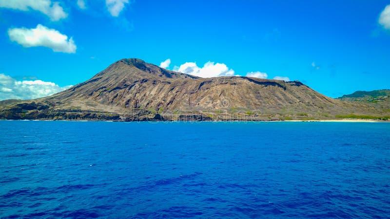 Kaholepelepe em Oahu imagem de stock royalty free