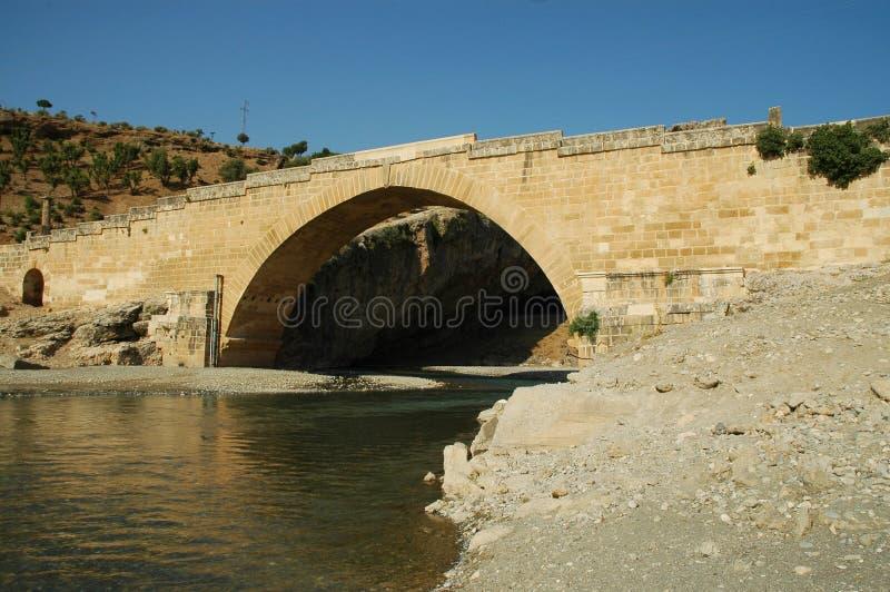 kahta Τουρκία γεφυρών cendere στοκ φωτογραφίες με δικαίωμα ελεύθερης χρήσης