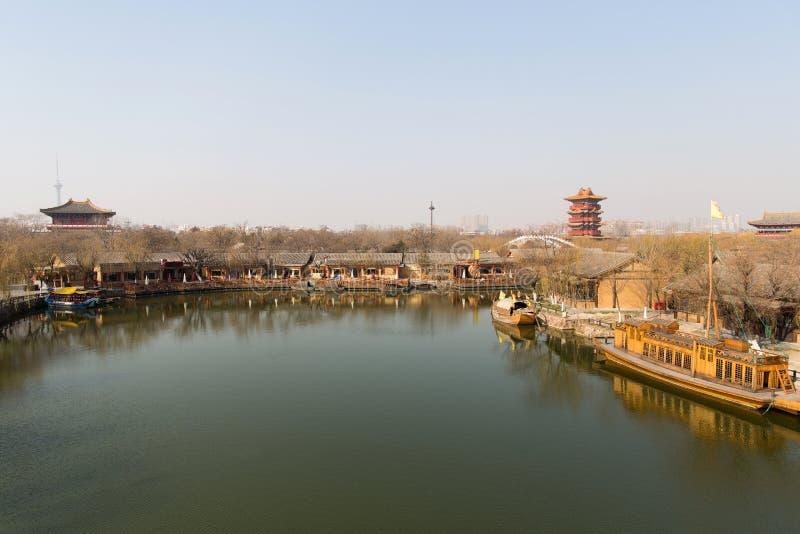 Kaifeng China imágenes de archivo libres de regalías
