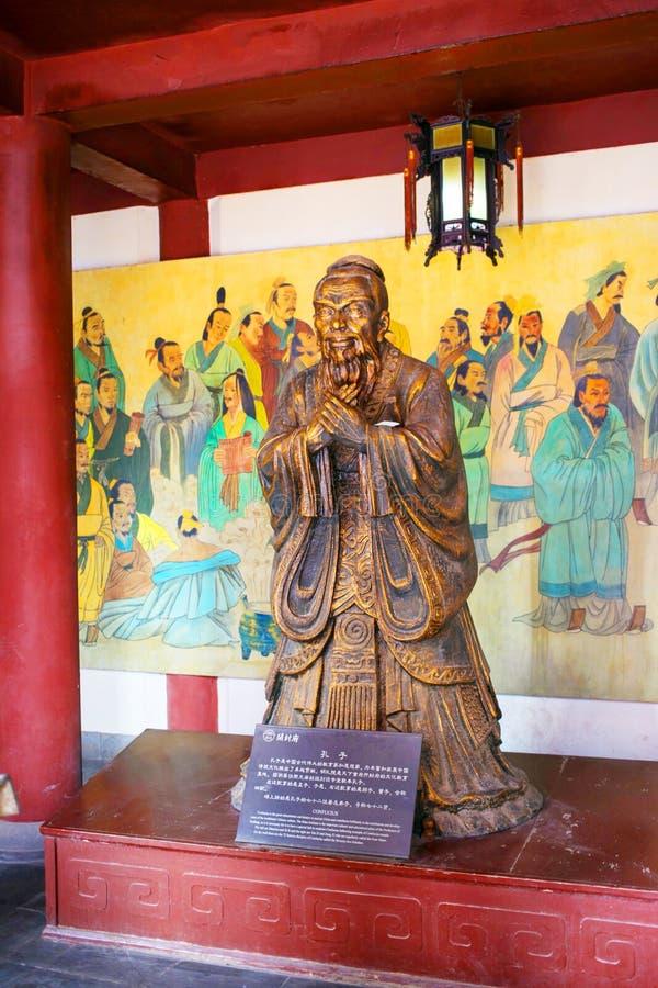 Kaifeng Henan, porslin arkivbilder