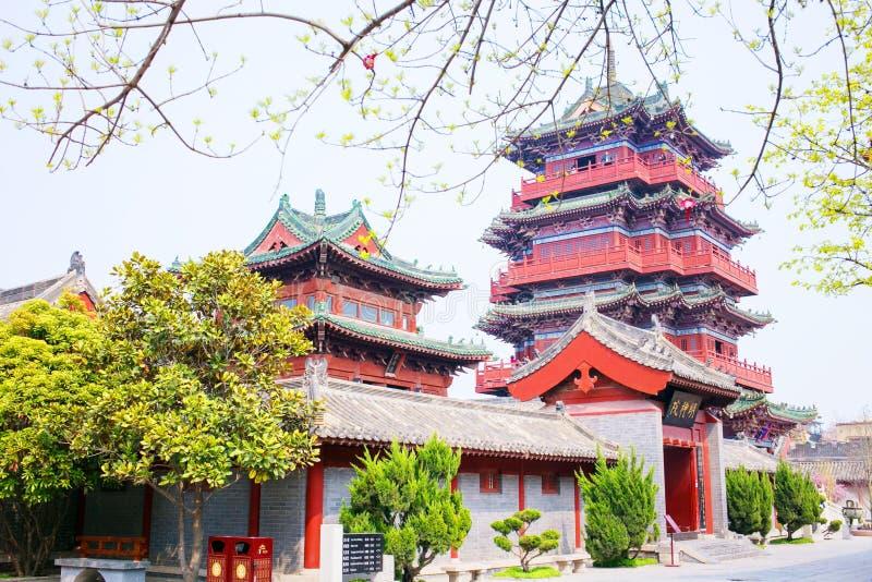 Kaifeng Henan, porslin royaltyfri fotografi