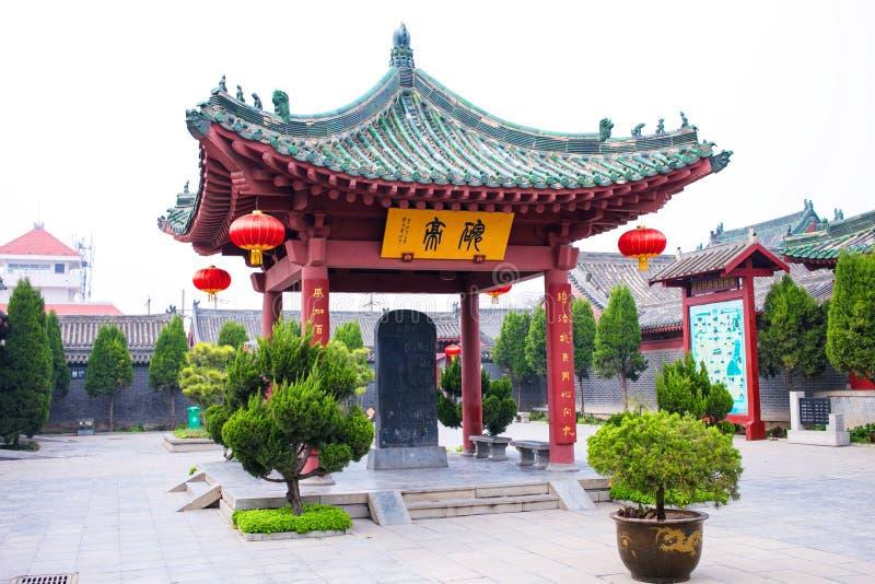 Kaifeng Kina Henan för turist- dragningar regering royaltyfria bilder
