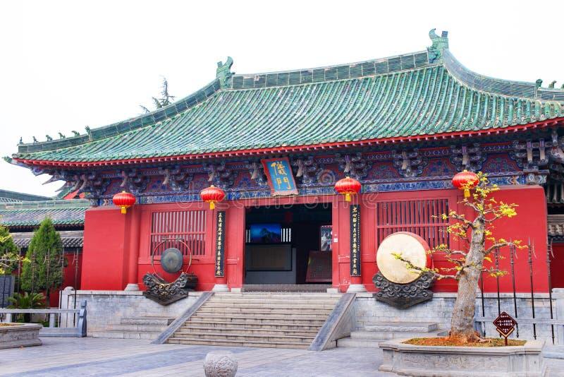 Kaifeng Kina Henan för turist- dragningar regering fotografering för bildbyråer