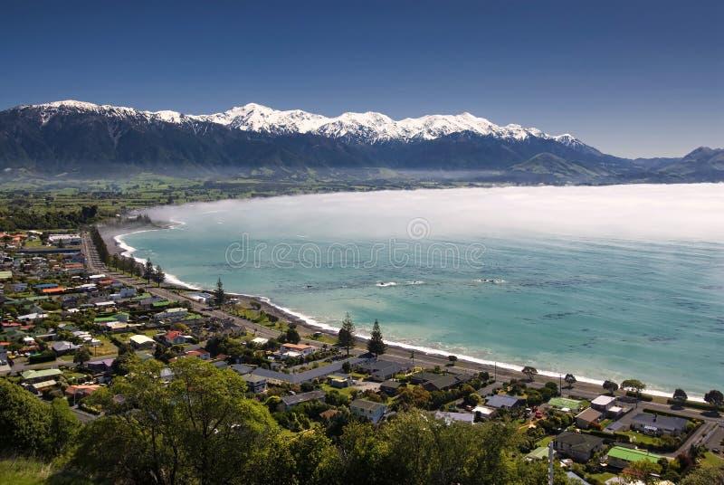 Kaikoura, Νέα Ζηλανδία στοκ εικόνα με δικαίωμα ελεύθερης χρήσης