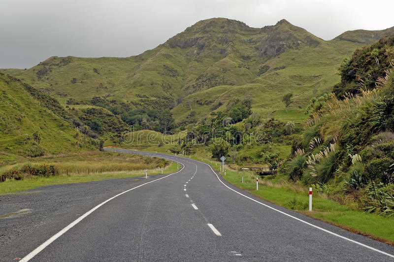 Kaikoura, Nueva Zelanda foto de archivo libre de regalías