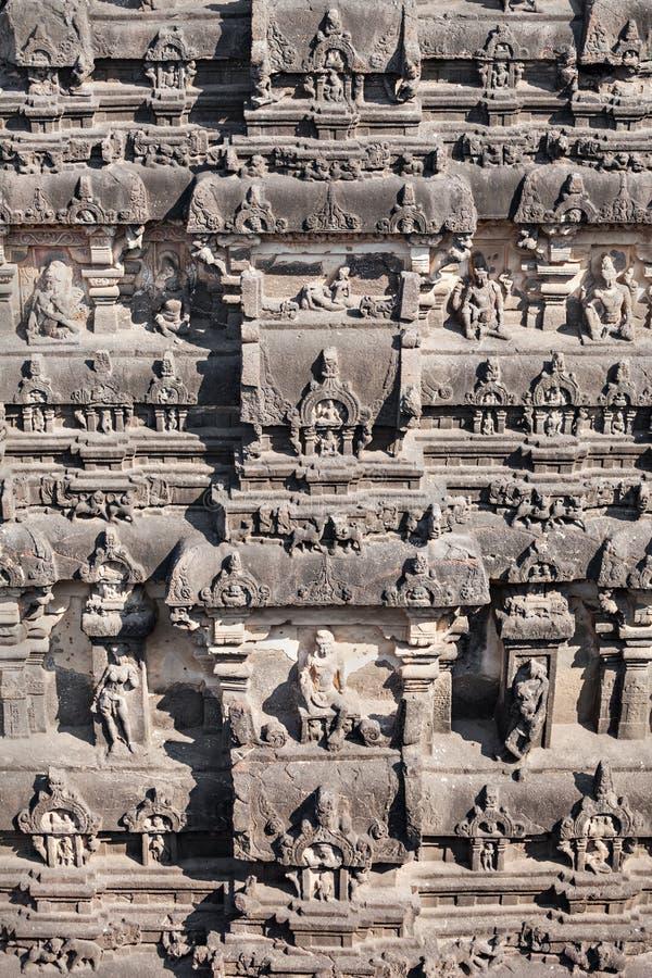 Kailas Temple, Ellora image stock