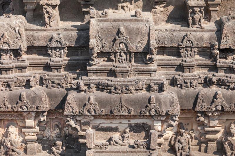 Kailas Temple, Ellora images stock