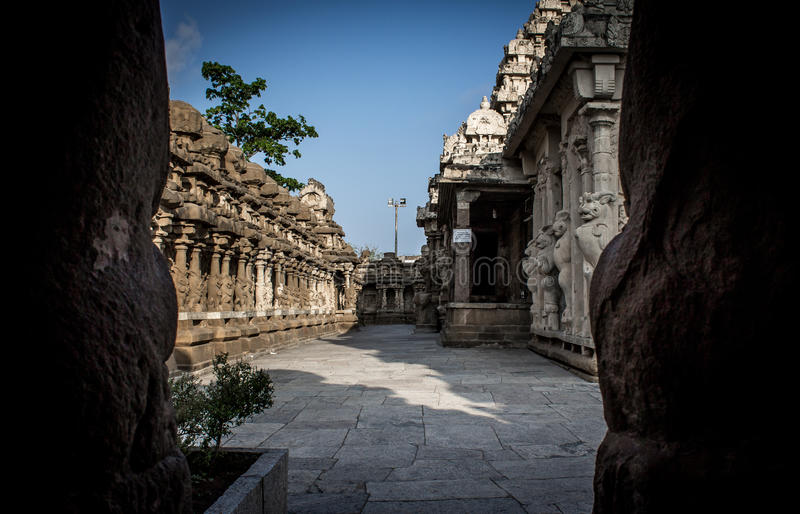 kailasanadhar temple stock images