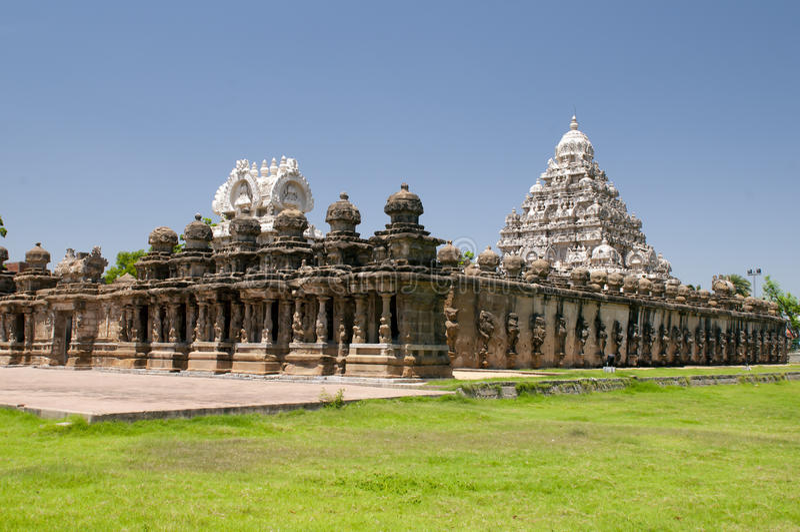 kailasanathar висок стоковая фотография rf