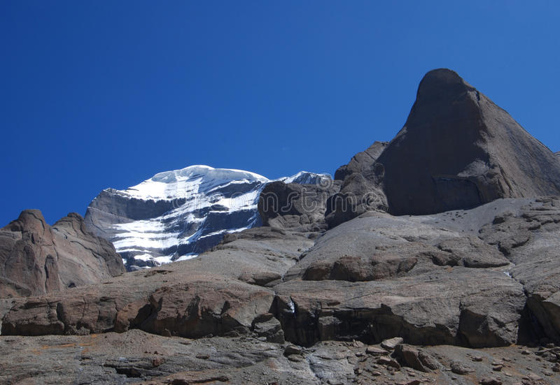Download Kailash stock photo. Image of pilgrimage, mountain, rimpoche - 26539906